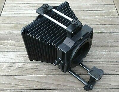 Petroff MB-6 Matte Box with Twin Filter Holders and Fujinon A Holder - Very Nice