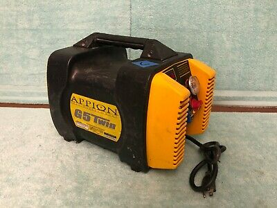 (LotC) USED Appion G5 Twin Refrigerant Recovery Unit