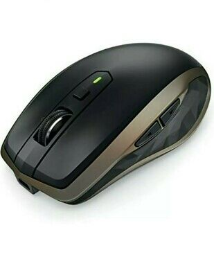 Logitech MX Anywhere 2 Mouse | Any Surface | Bluetooth | USB