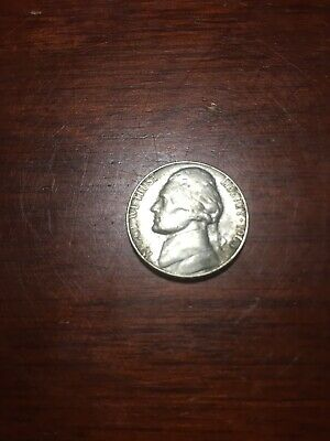 US 1964 Nickel, 5 Cents Coin
