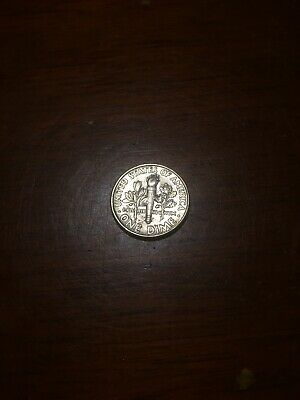United States, 1992-D Dime, Roosevelt - Coin