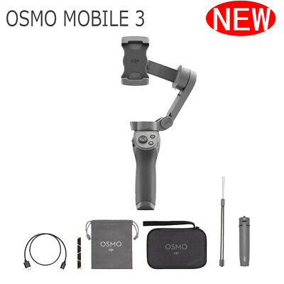 New Arrival Foldable DJI Osmo Mobile 3 Combo Stabilizer 3-Axis Handheld Gimbal f
