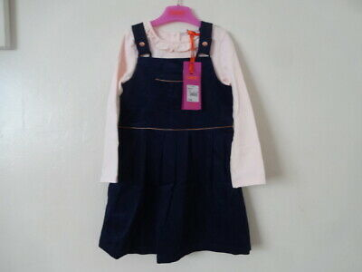 Ted Baker Girls Pinifore & Top Age 4-5 years BNWT
