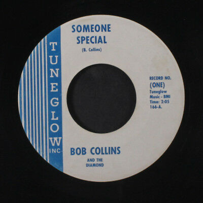 BOB COLLINS: Springtime In My Heart / Someone Special 45 (obscure Teen) Oldies