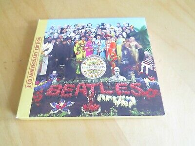 BEATLES - Sgt Pepper's Lonely Hearts Club Band - 2 x CD - Anniversary Edition