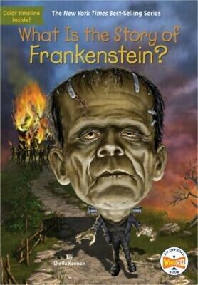 What Is the Story of Frankenstein? (Paperback or Softback)