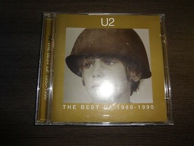 The Best of 1980-1990/The B-Sides [Limited] by U2 (CD, 1998, 2 Discs, Island)