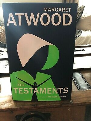 The Testaments: The Sequel to The Handmaid's Tale by Margaret Atwood Hardcover