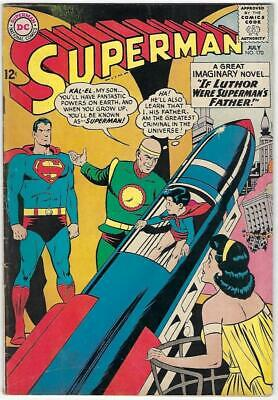 Superman No. 170, Tribute to President John F. Kennedy