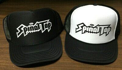 Spinal Tap Hat heavy metal hair metal death metal kbd
