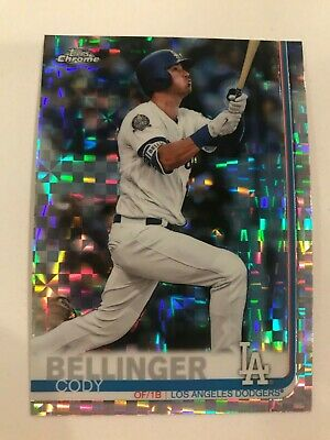 2019 Topps Chrome - X-Fractors. Pick your player. Complete your set. #1–#200