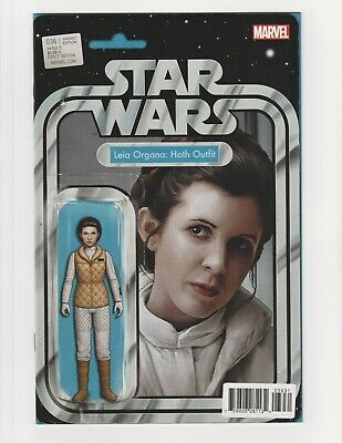 Star Wars 36 Variant John Tyler Christopher Action Figure Cover .99 AUCTION