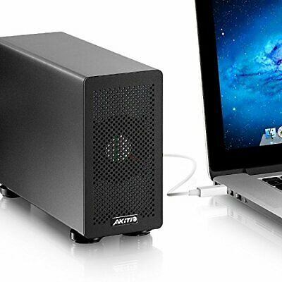 *Opened for testing* AKiTiO Thunderbolt2 PCIe Expansion Box
