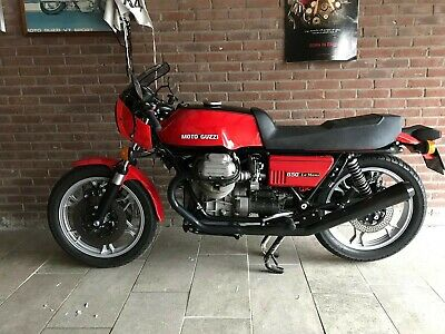 Moto Guzzi LeMans 1977 in great condition with full paperwork
