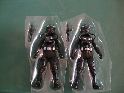 New Star Wars Force Link 2.0 Tie Fighter Pilot X2 Loose