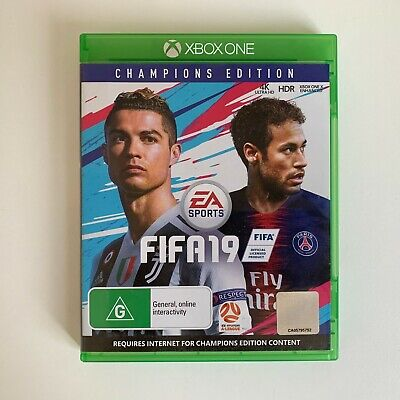 FIFA 19 - DISC ONLY (Xbox One) Game