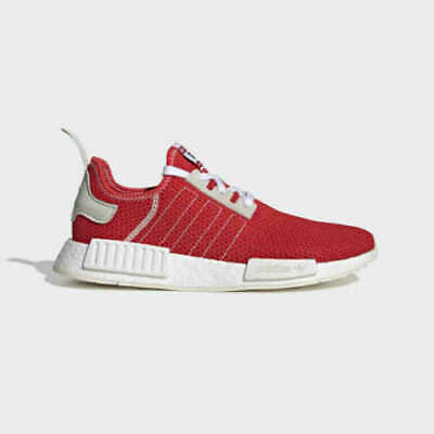 ADIDAS NMD_R1 RED Sneakers BD7897 Size 12 (Brand New In Box