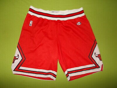 Shorts CHICAGO BULLS (XL) CHAMPION VERY GOOD !!! NBA away Made in ITALY !!!