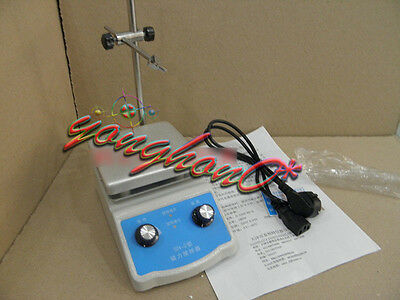 NEW SH-2 Digital Lab Hot Plate Magnetic Stirrer Mixer Thermostatic 220V 180W
