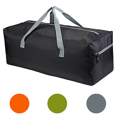 75L Foldable Large Waterpoof Travel Luggage Baggage Storage Carry-On Duffle Bag
