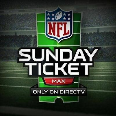NFL Sunday Ticket MAX | Season 2019-2020 Warranty | Fast Delivery