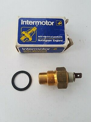 PEUGEOT 104 S ZS 1972 to 1983 COOLANT TEMPERATURE SWITCH INTERMOTOR 53650