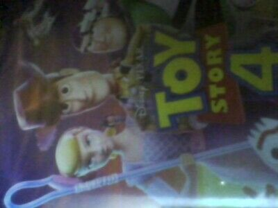 Toy Story 4 [DVD] new sealed free post no slip case