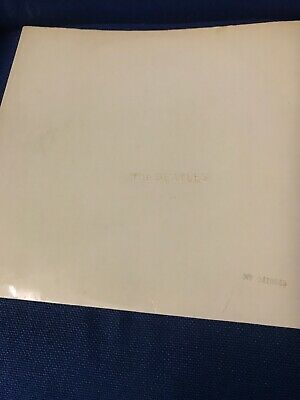 RARE The Beatles White Album No. ********