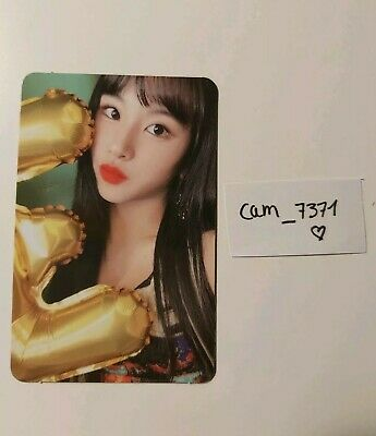 TWICE Yes Or Yes Chaeyoung Official Photocard