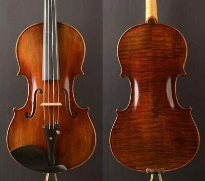 "Oil antique  VR!A Strad model T20 Viola 15""  body 382mm !Rich Warm Deep"