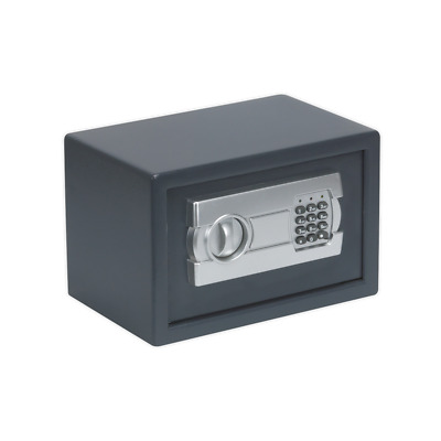 SECS00 Sealey Electronic Combination Security Safe 310 x 200 x 200mm