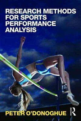 Research Methods for Sports Performance Analysis 9780415496230 | Brand New