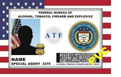 Usa Id Collector Cards <<Atf>>