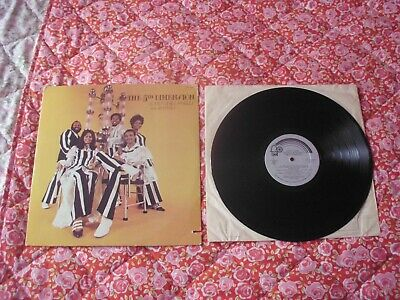 THE 5th DIMENSION  LP  LOVE & LINES ANGELES AND RHYMES