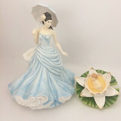 The English Ladies Co Margaret Doll Figure With Free English Ladies Gift