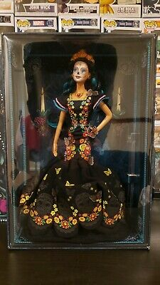 Barbie Dia De Los Muertos Doll 2019 Day of The Dead - New IN HAND FREE SHIPPING