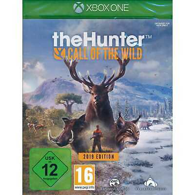 The Hunter Call of the Wild Edition 2019 inkl DLC Microsoft Xbox One NEU
