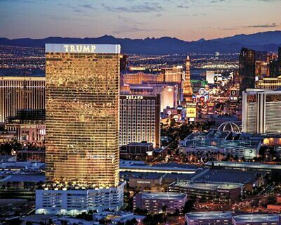 Hgvc Trump International Hotel, 3,750 Points, Annual,Timeshare