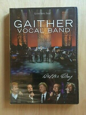 Better Day DVD, Gaither Vocal Band, Gaither Vocal Band Brand New/sealed