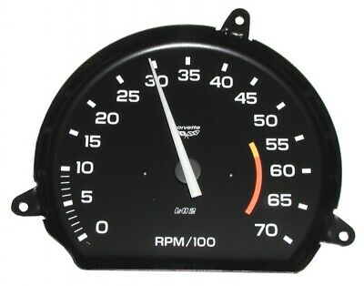 Tachometer-Assembly With 5600 Rpm Red Line-L-82-78-79