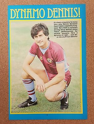 Roy Of The Rovers Football Magazine Annual 1980s Player Pictures – Various Teams