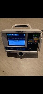 Lifepak20e Biphasic Defib with ECG & AED Leads