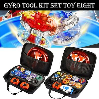 XMAS Beyblade Burst Arena Launcher SET Evolution Battle Stadium Gift Kids Toys