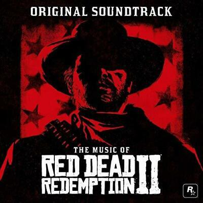 The Music Of Red Dead Redemption II (2) - Soundtrack - Various (NEW CD)