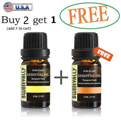 Aromatherapy Essential Oils Natural & Pure Essential Oils Fragrances - US STOCK