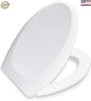 Swell Bath Royale Premium Elongated Toilet Seat With Cover White Forskolin Free Trial Chair Design Images Forskolin Free Trialorg