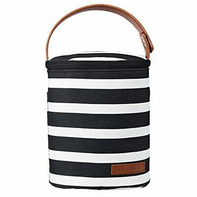 JJ Cole - Bottle Cooler, Insulated Interior for 2 Large Bottles or Sippy Cups,