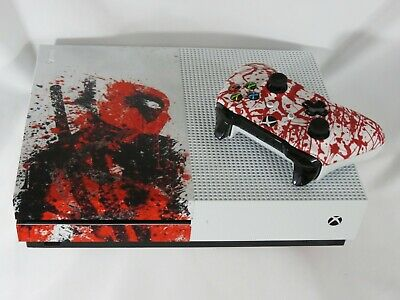 Microsoft Xbox One S 1TB Console with Custom Controller