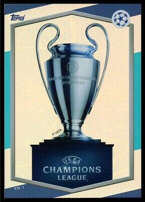 Match Attax Uefa Champions League 2016/17 Ucl Trophy Tr1 Mint