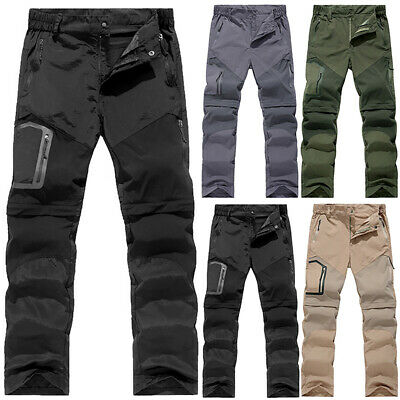 Men's Combat Cotton Cargo Pants Military Casual Hiking Camouflage Camo Trousers